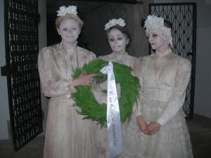 3 piger