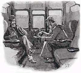 Sherlock Holmes og dr. John Watson