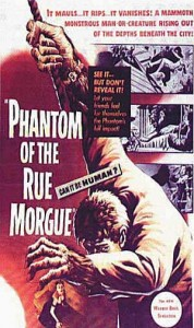 The Phantom of the Rue Morgue